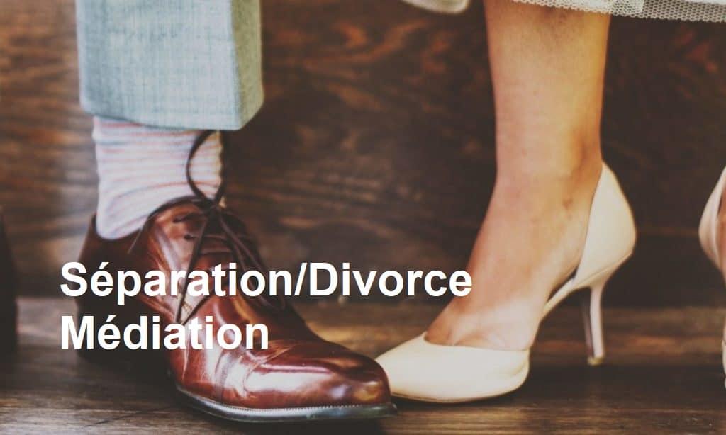 Séparation/Divorce     Médiation